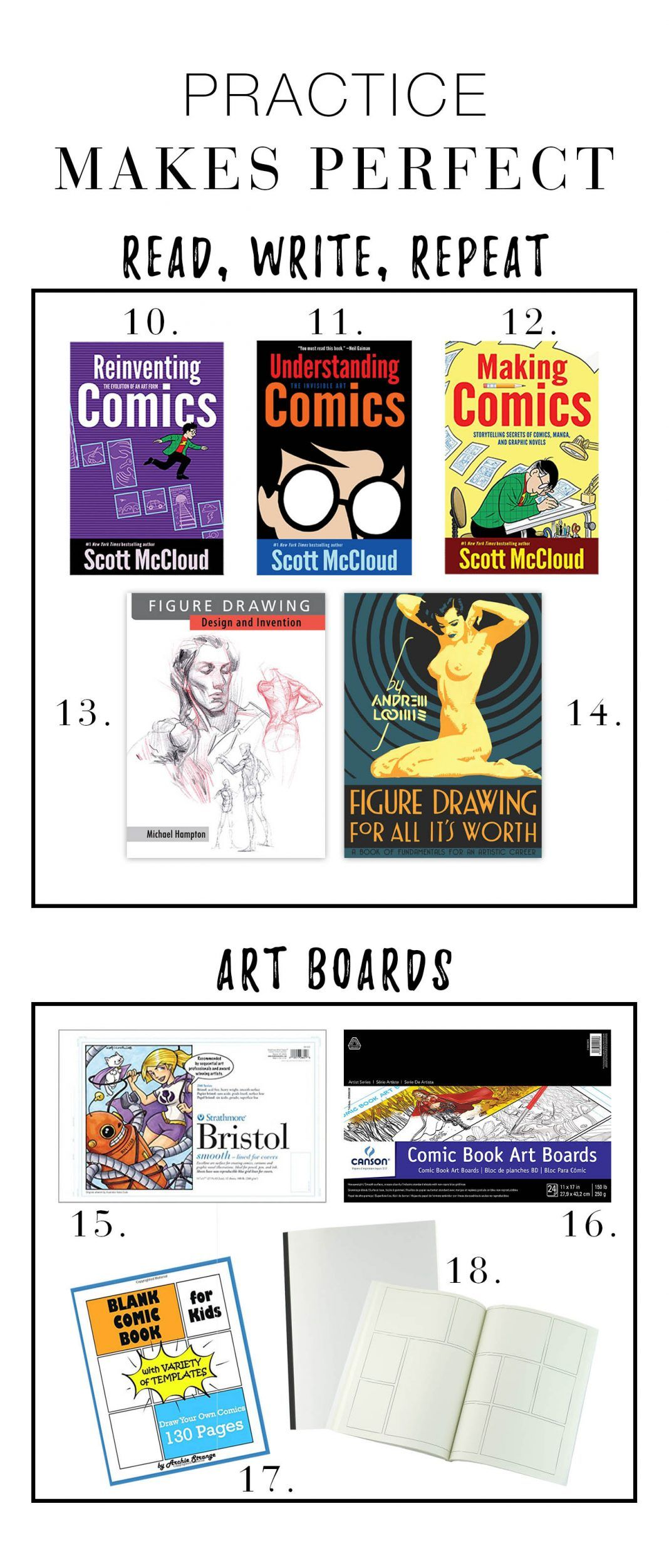 Gift Guide For The Comic Book Lover