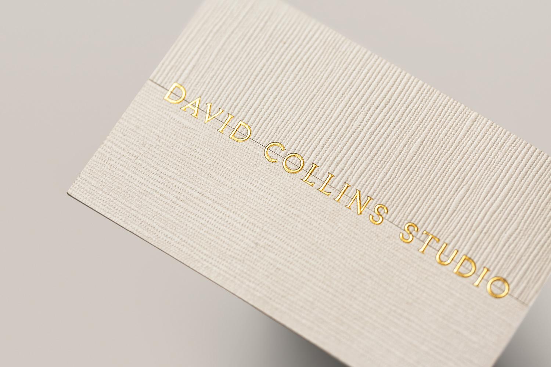 David Collins Studio by Bibliothèque Design Luxury