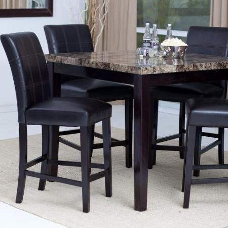 Palazzo 26 Inch Counter Stool - Brown - Set of 2 in 2019 ...