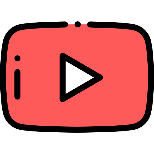 Youtube Free Vector Icons Designed By Freepik In 2020 Youtube Logo Cute App Iphone Icon