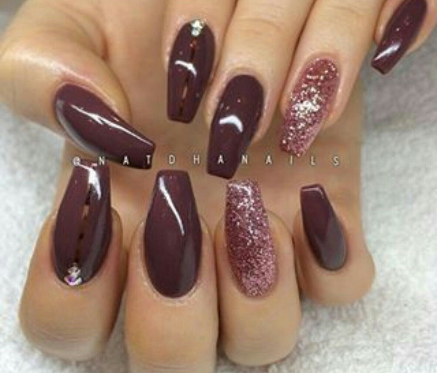 Tried it they so pretty | Nails | Pinterest | Nagelschere ...