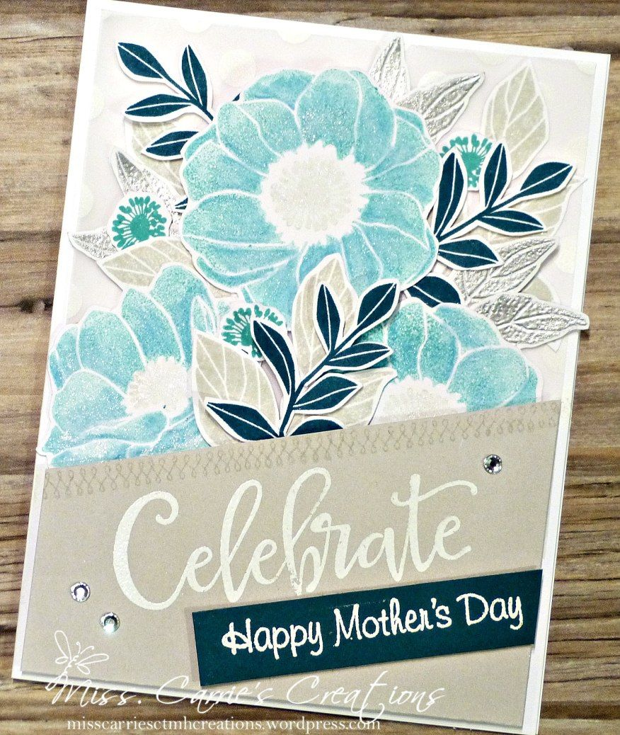 Mother S Day Bouquet Card Mothersday Cards Mothers Day Cards