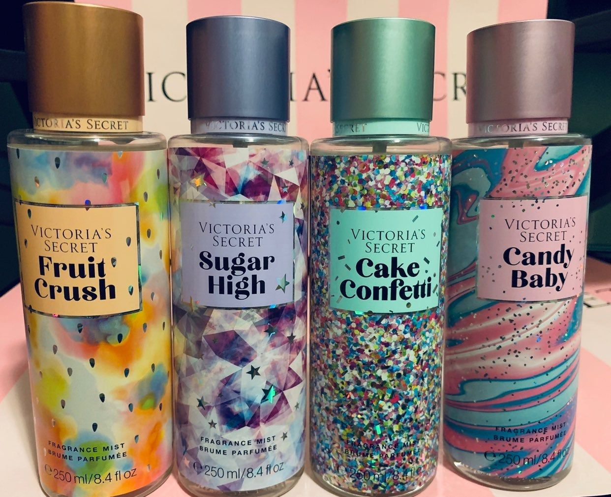 All brand new with tag fragrance mist 250ml including