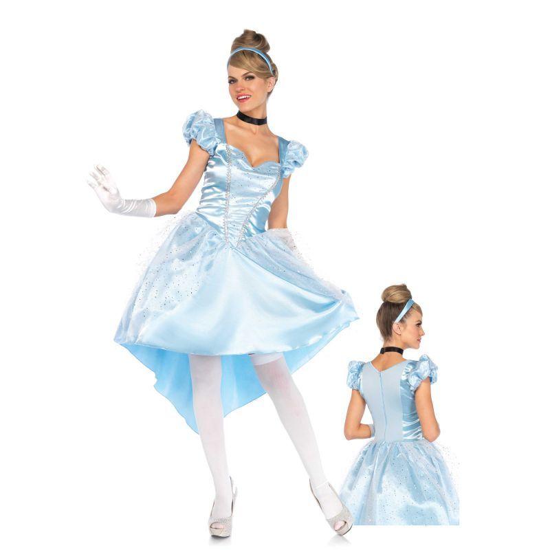 Enchanting Cinderella Costume New Halloween Costumes, Adult Costumes,  Costumes For Women, Halloween Crafts
