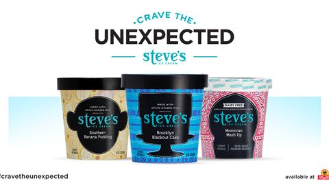 Steve's Ice Cream® Crave The Unexpected™ ShopRite Party