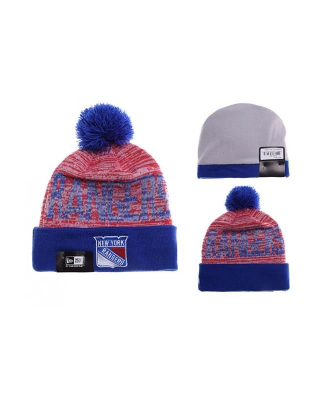 YorkRangersKnit  Cap  Knit  Hat Exhibit your die-hard loyalty when put on  this NHL New York Rangers Knit CAP. This stylish New York Rangers Knit hat  ... 1f010d68672