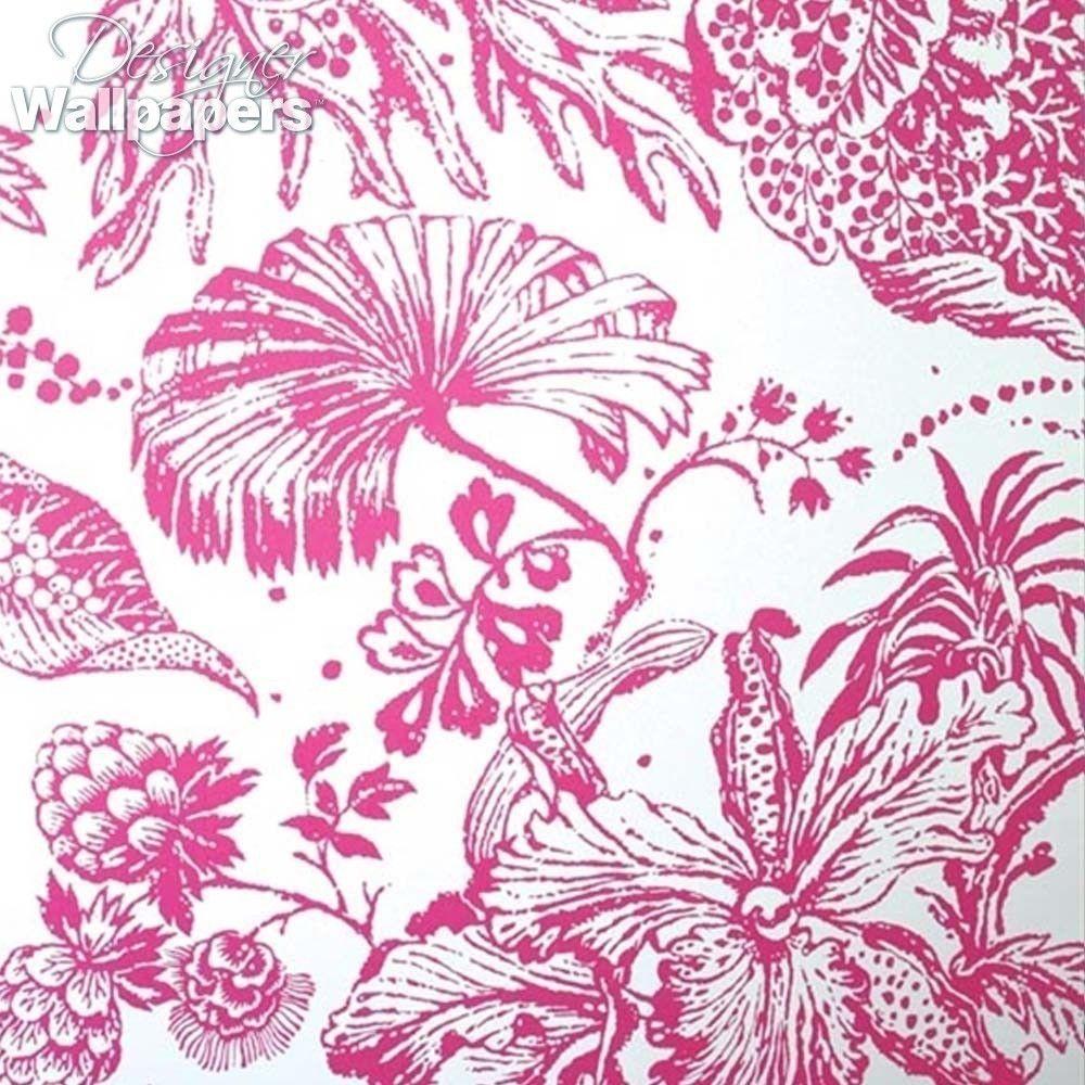 La Favorite Is A Divine Large Scale Botanical Design In