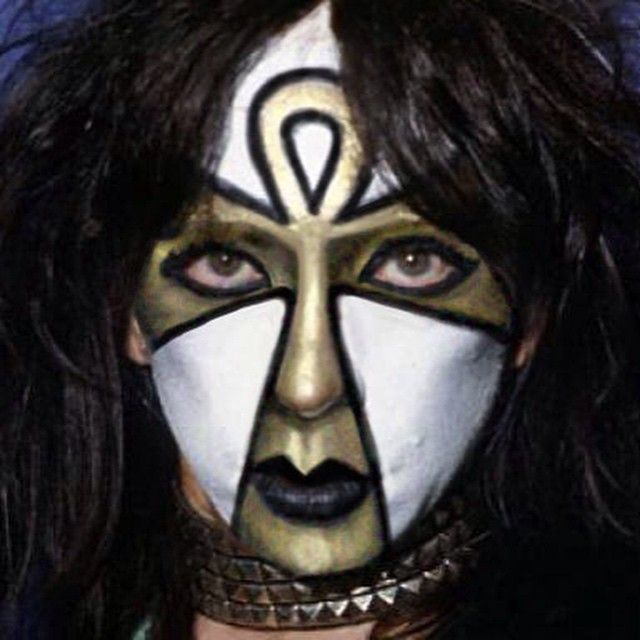 Image Result For Ace Frehley Makeup Ace Frehley Halloween Face