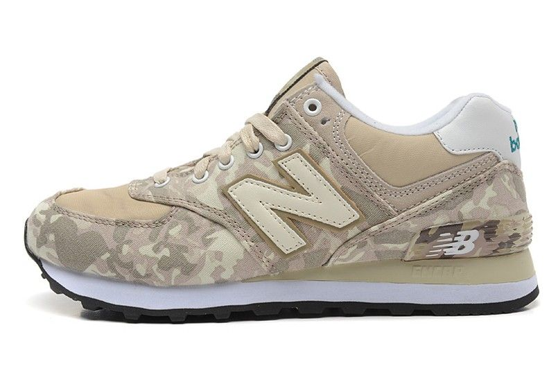 New Balance 574 Unisex Mens Womans Classic Running ML574CBE Camo ...