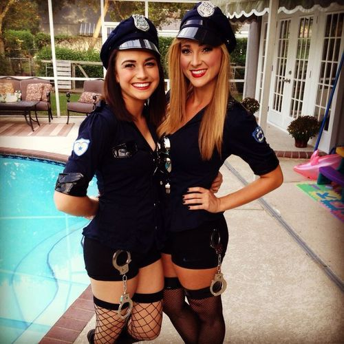 50 Best College Halloween Costumes On Pinterest | Tori and Denise ...