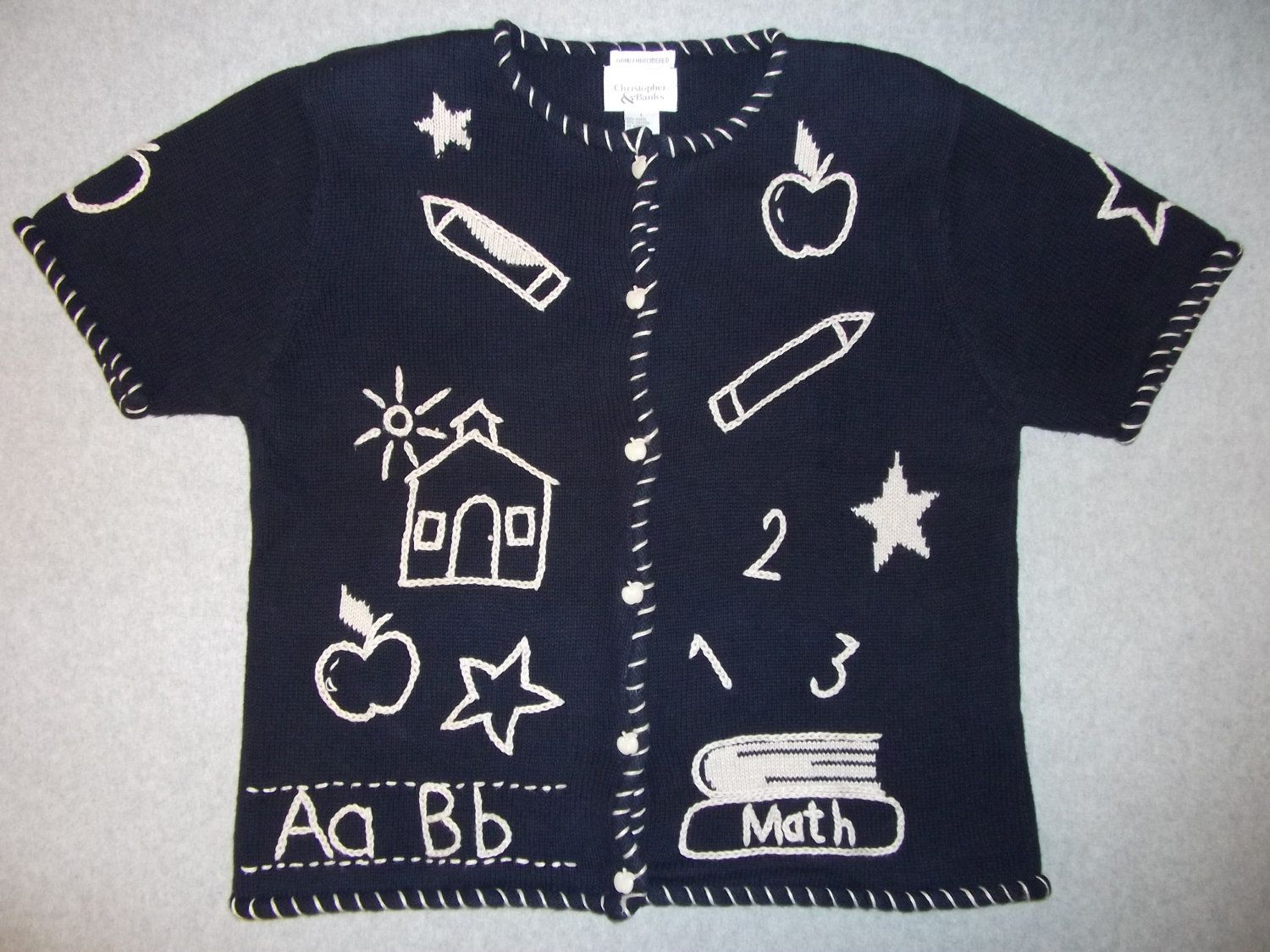 Pin On Teacher Themed Ugly Sweaters