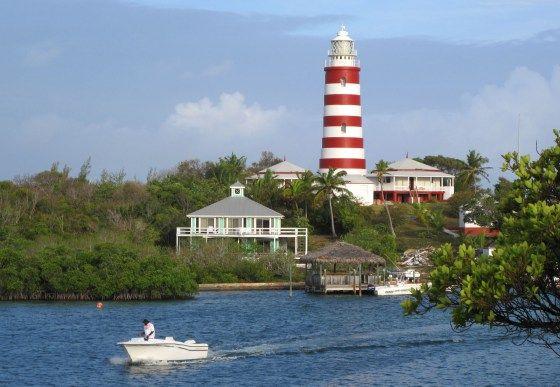 Hope Town Elbow Cay Bahamas Abaco Lighthouse Abaco Bahamas Photo Bahamas