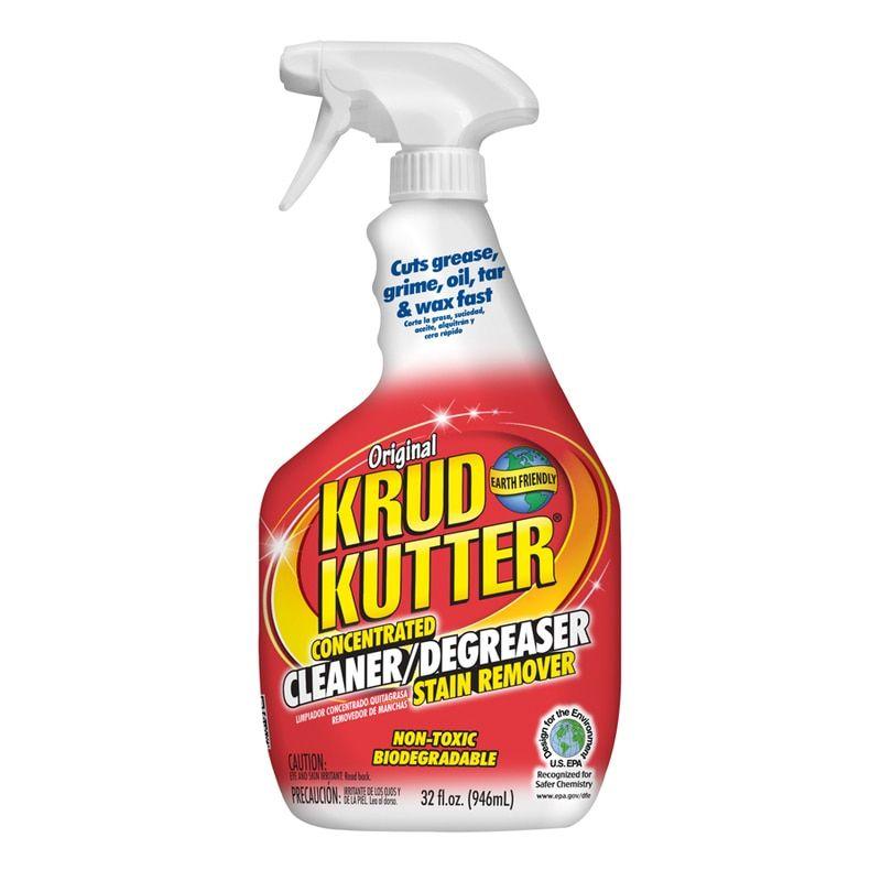 Krud kutter gloss off cleaner deglosser kitchen