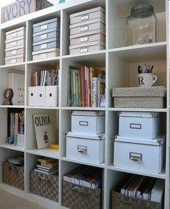 Organize sua área de trabalho