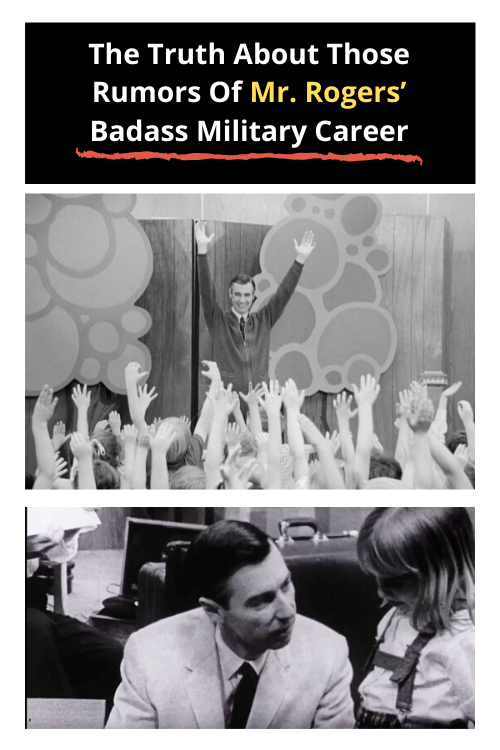 Records Show That Mr Rogers Registered For The Draft In 1948 But Was He Ever A Navy Seal Or A Military Sniper In 2020 With Images Military Careers History Military