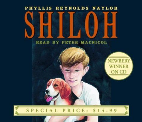 Shiloh By Phyllis Reynolds Naylor Great Audio Book My 7 Yr Old