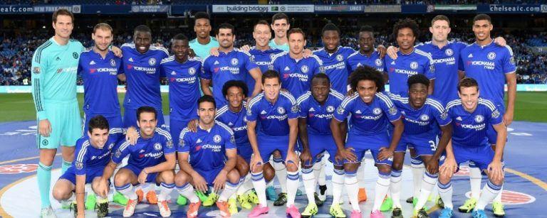 Daftar Pemain Chelsea 2016 2017 Chelsea Team Chelsea Football Chelsea