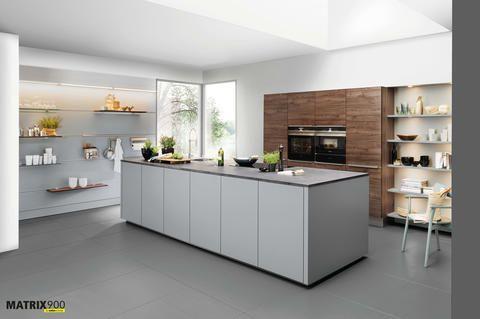 Moderne Küchen stilvoll, innovativ nolte-kuechende