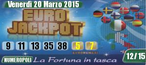 Eurojackpot 20.03 20