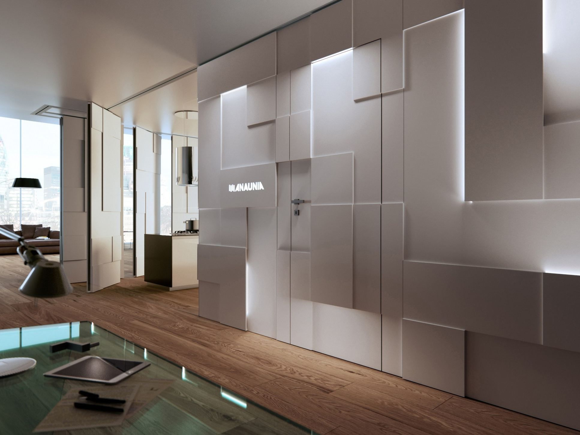 Movable Design Partitions Shine Walls Pmd Design By Anaunia Design
