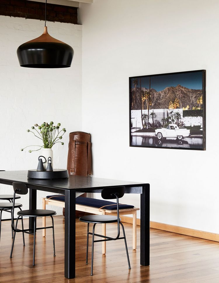 A Furniture Designer S New York Style Loft Apartment In West Melbourne