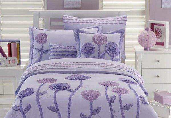 Someone Please Help Me Find This Bedding Found It On A Blog And I Love It For Cardin S Room Can Not Lilac Bedding Purple Kids Bedding Purple Girls Bedding