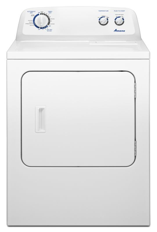 Amana Ngd4705e 29 Inch Wide 7 Cu Ft Gas Dryer With Automatic