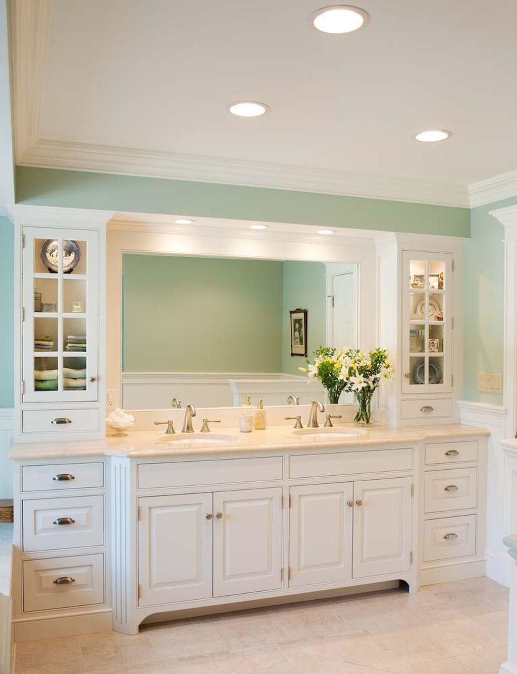 Best 29 Exquisite Small Bathroom Vanities Design Ideas Custom 400 x 300
