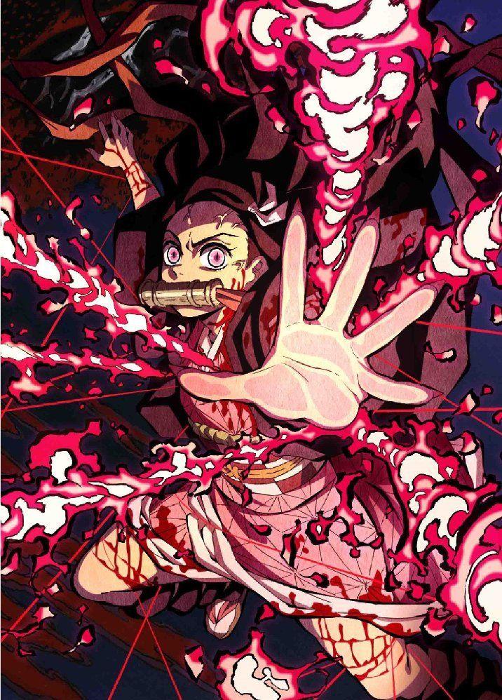 """Anime Trending on Twitter """"""""Demon Slayer Kimetsu no"""