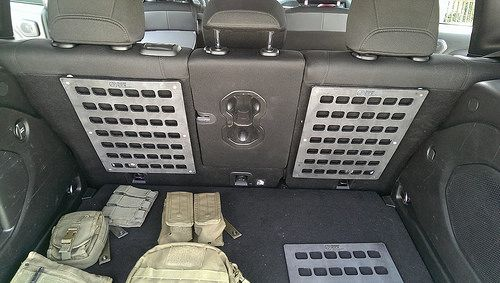 Molle Panels For Trunk Jeep Renegade Forum Diy