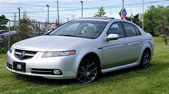 2007 Acura Tl Type S Navigation >> 2007 Acura Tl Types Type S Navigation Low Kms Acura Models