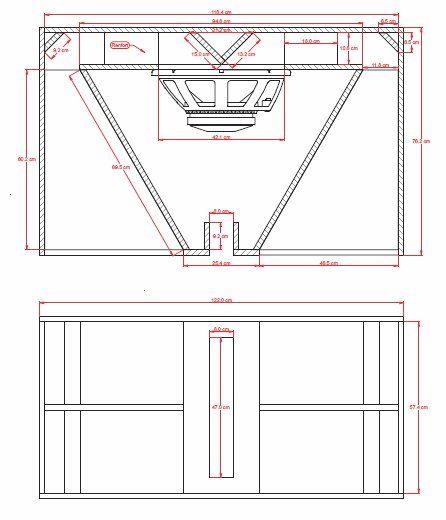Image result for speaker box layout design | ลำโพง in 2019