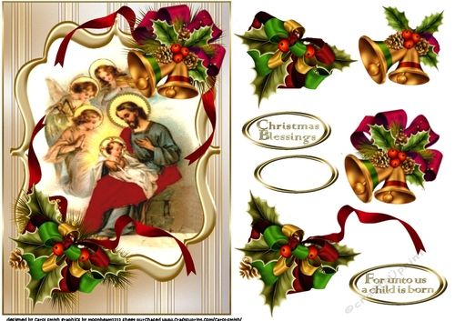 The Christmas saviour | Craftsuprint