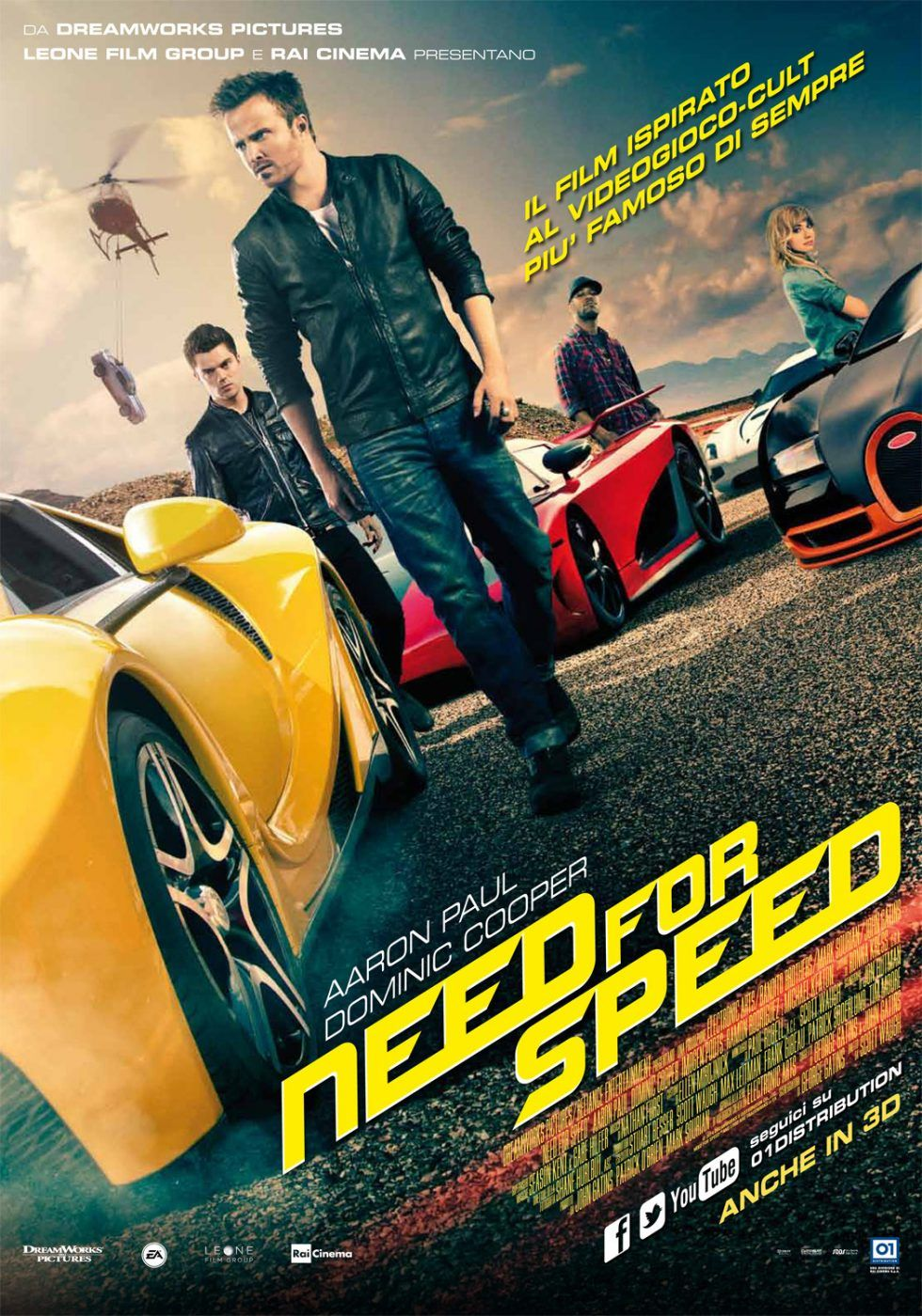 Need For Speed Streaming : speed, streaming, Completi, Streaming, Gratis