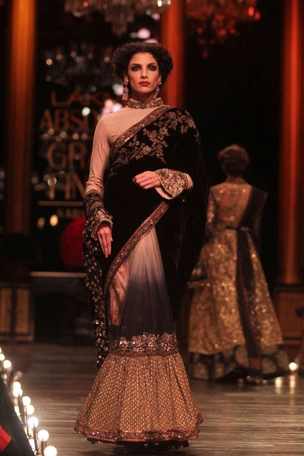 Sabyasachi | Fashion, Lakme fashion week, Traditional fashion