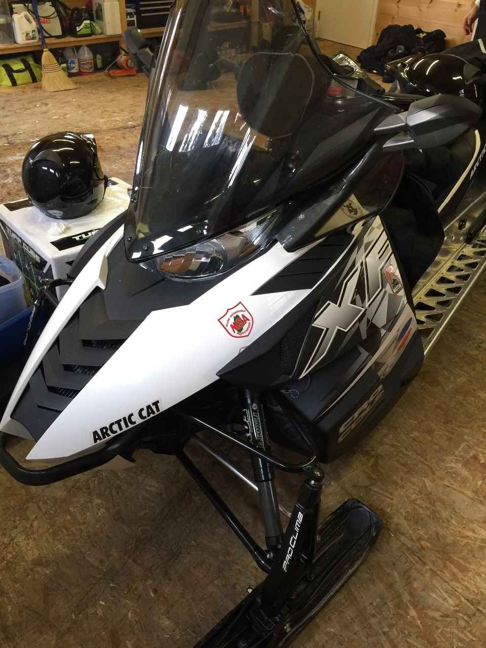 Used 2014 Arctic Cat XF 7000 CROSS COUNTRY SNO PRO