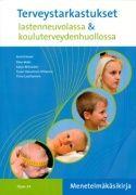 Kuvaus: Käsikirjassa kuvataan keskeiset lastenneuvolan ja kouluterveydenhuollon terveystarkastusmenetelmät. Kirjassa annetaan ohjeet tärkeimmistä mittaus-, tutkimus- ja arviointimenetelmistä, joita käytetään lapsen oman terveydentilan, kasvun ja kehityksen tai hänen perheensä hyvinvoinnin arvioinnissa ja seurannassa. Siinä kuvataan eri menetelmien merkitys, ajankohta, tarvittava välineistö ja toteutus sekä ohjeistetaan tulosten tulkintaan, jatkotoimenpiteisiin ja kirjaamiseen.
