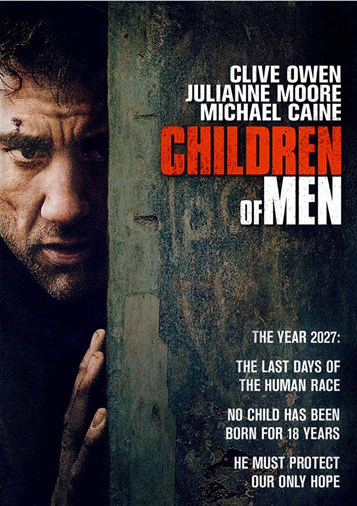 Children Of Men Netflix