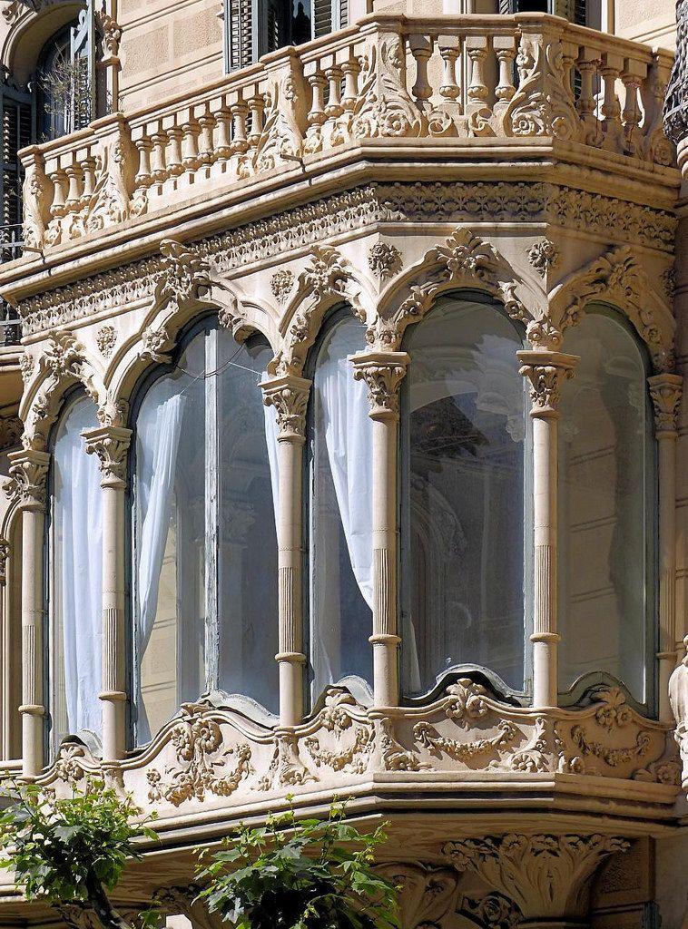 Casa Enric Llorens de Grau 1903 Architect: Josep Pérez i Terraza