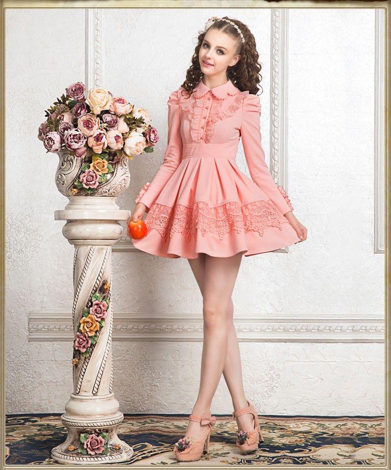 Pin Von Maid Carolin Auf Sissy-Style In 2019  Cute Girl Outfits, Lolita Fashion Und -7559