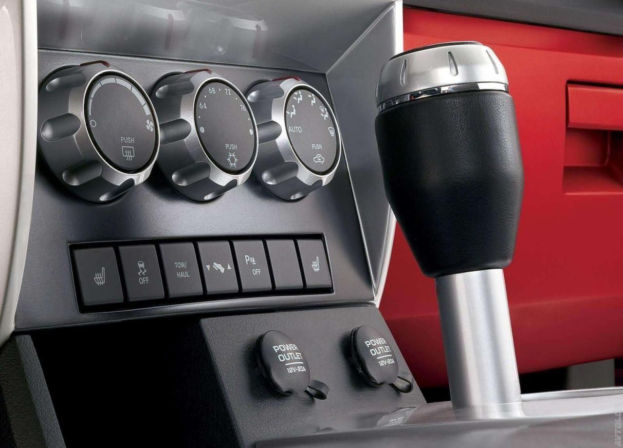 Фото › 2005 Dodge Nitro Concept Dodge, Dodge nitro, Nitro