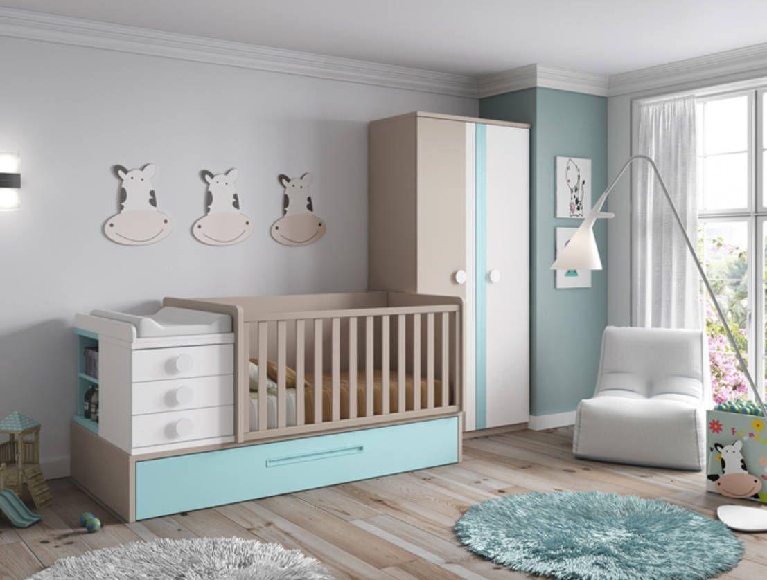 Quartos e mobiliário para bebés e crianças | Cunas | Pinterest ...