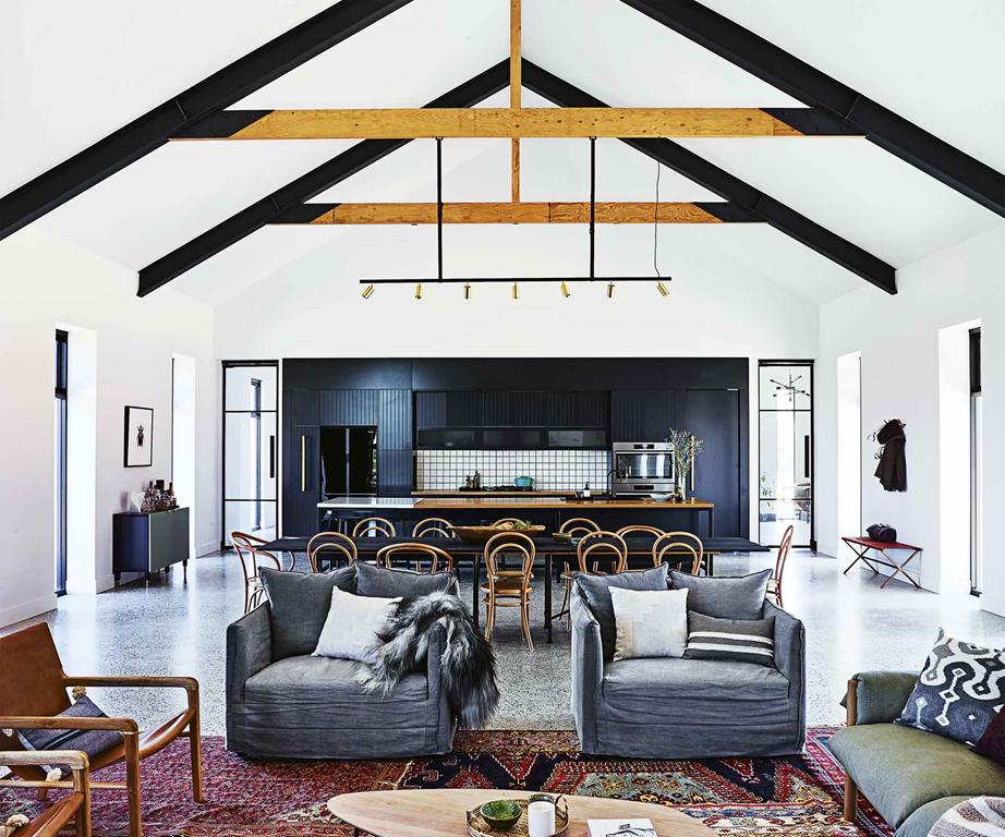 Exposed Beams What To Know About The Ceiling Style Cathedral Ceiling Living Room Home Ceiling Ceiling Beams