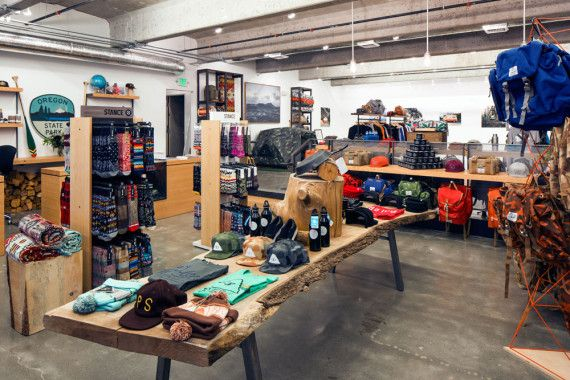 Poler Portland Flagship Store Reopens In New Location Poler Poler Outdoor Stuff Store