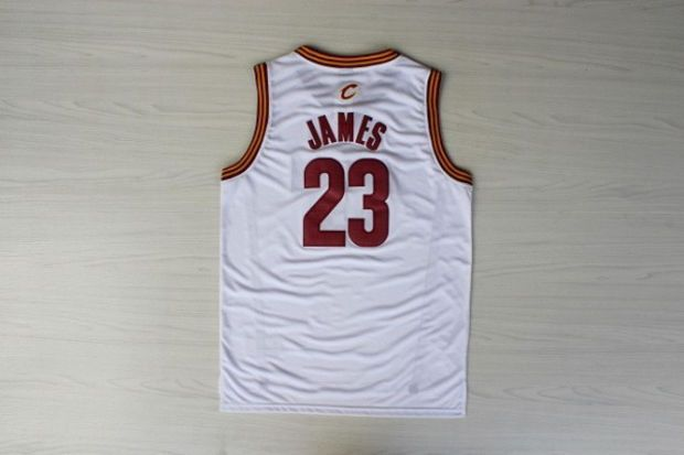 CAVS #23 LeBron James Irish High School Mixed Limited Edition