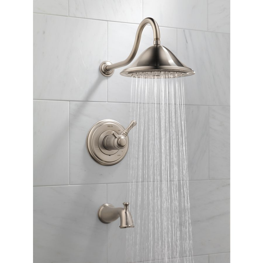 The 25 Best Tub And Shower Faucets Ideas On Pinterest Bathroom Shower Faucets Small Bathroom