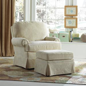 The Extra Wide Braxton Swivel Glider Perfect For Any