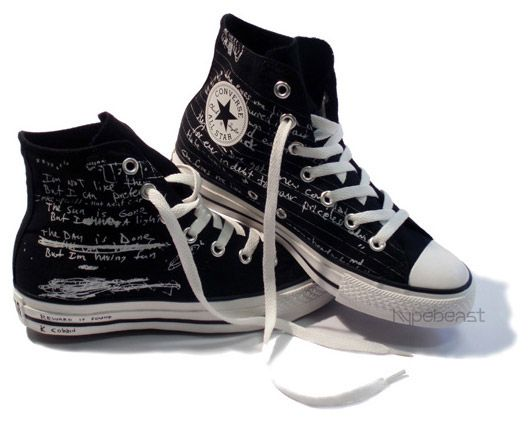 Converse. .
