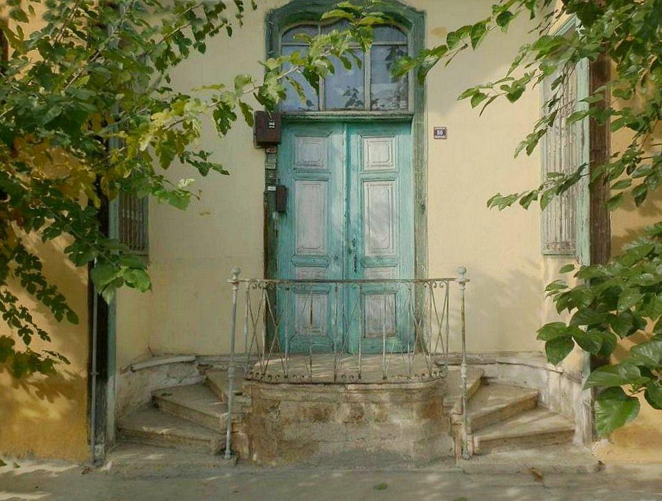 Karaağaç village house, Edirne, Turkey. Photo by Simge Deniz.
