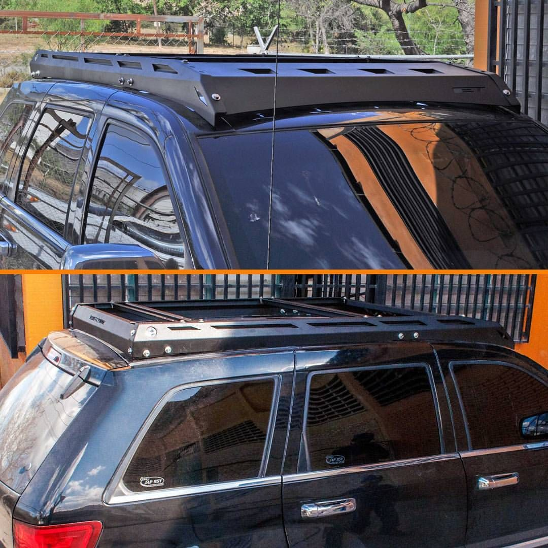 Roof Rack For Jeep Grand Cherokee Wk Rack De Techo Para Jeep Grand Cherokee Wk Ecotechne Jeep Grandcherokee Wk C Jeep Wk Jeep Grand Cherokee Jeep Grand